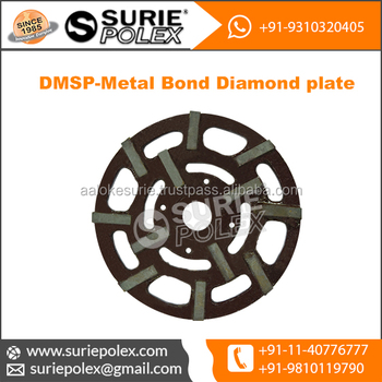 DMSP Metal Bond Diamond Plate
