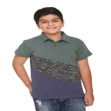 BOYS POLO T-SHIRT: Buy in plain , matte stuff