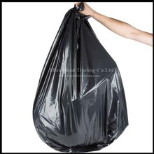 Verry Strong Black LDPE Garbage Plastic bags for trash bins
