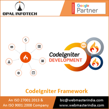 Dynamic/Interactive CodeIgniter Framework Services at Most Reasonable Rates