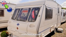 Bailey Ranger 460 2 2 berth caravan touring lightweight