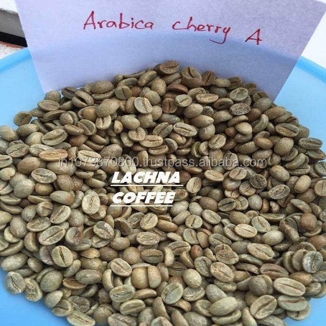 Arabica 50 Weight(kg)and PP Bag Packaging coffee beans