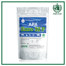 APA Enro 10 P | High Quality ENROFLOXACIN Powder for Pigeons - HOT selling Poultry Enrofloxacin