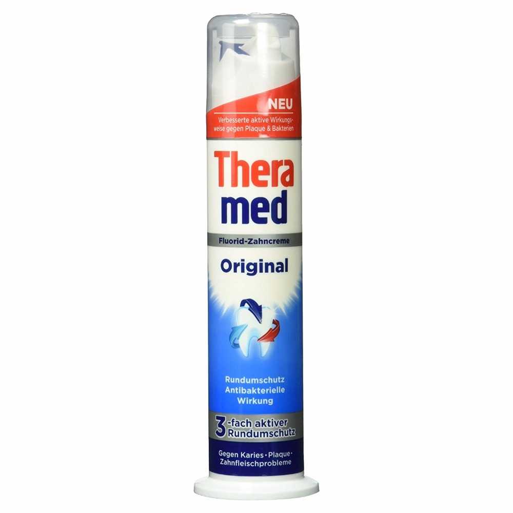 Theramed toothpaste 100ml