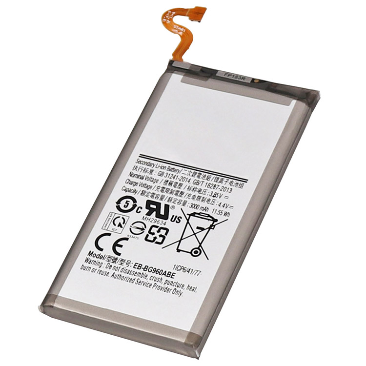 Cell Phone Battery For Samsung Galaxy S9 G960 G9600 3000MAH USA