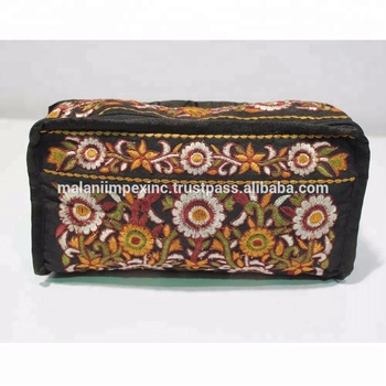 Hot Selling Designer Indian Style Hand Embroidery Handbag For Women