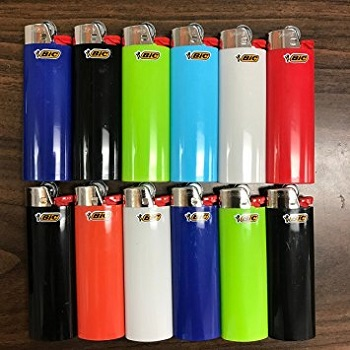 High Quality / Bic Lighters, Mini Mighty Lighters, FR-F01 USB Coil Lighter