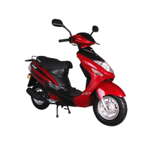 Turkey Made 50cc Moped Gas Motor Scooter For Adults With EURO III And Four Stroke Engine