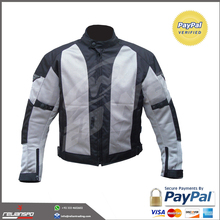 motorcycle textile mesh jacket with Custom Logo at Wholesale prices