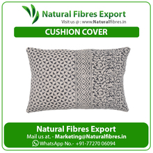 Trendy Printed Cushion Cover