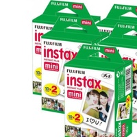 Fujifilm Instax Mini Instant Film 50sheet Polaroid Mini Film