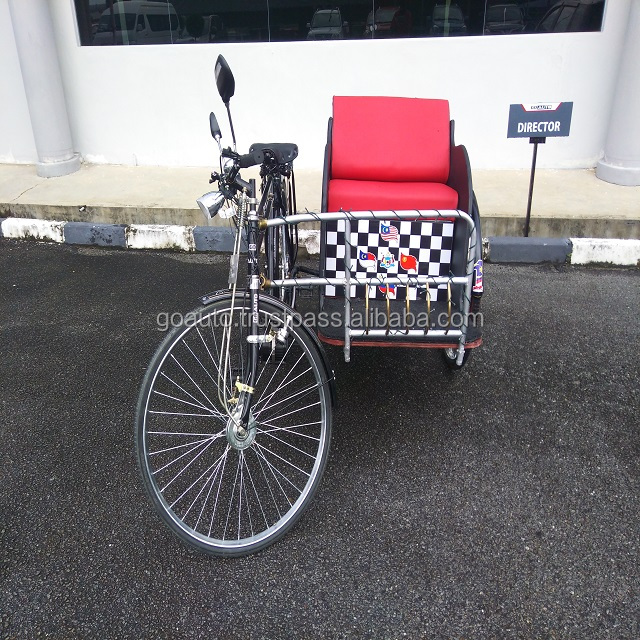 "GO-4e Beca malaysia tradition transport. electric beca, 2.5/2.0 28"" x 3, 42V36AH,"