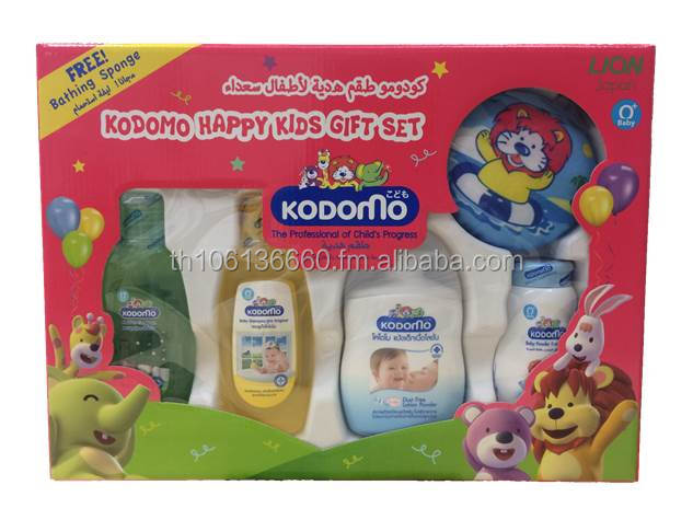 Kodomo Baby Happy Kid Gift Set