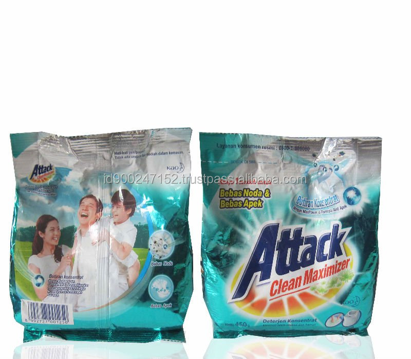 Attack Detergent For Clothes
