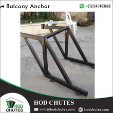 Bulk Manufacturer of Balcony Anchor for Garbage/ Debris Chutes