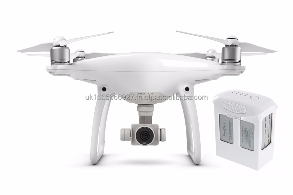In Stock All New DJI Phantom 4 Drones FPV Quadcopter with 4K Camera 30 Mins