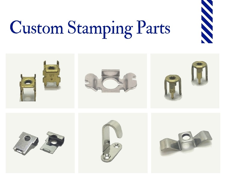custom manufacturing metal fabrication sheet stamping part
