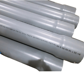 uPVC Pipe Pvc pipe and fitting 225mm, 300mm 30year warranty