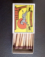 5S Matchbox Matches