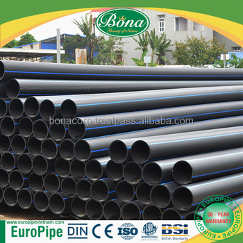 Manufacture HDPE Water Pipe