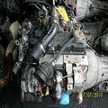 USED JAPANESE CAR DIESEL ENGINE NISSAN QD32-T FR AT EFI