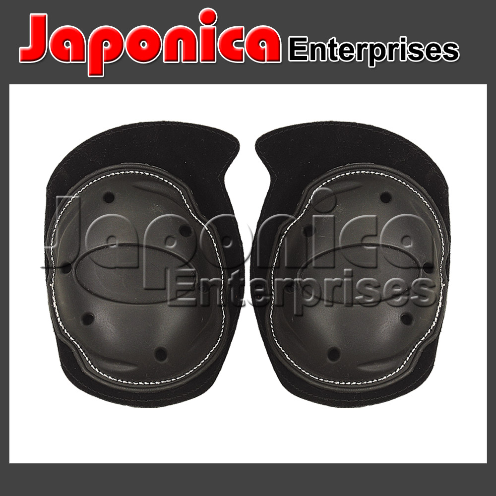 Latest Design New Look Motorcycle Racing Accessories Sports Safety Elbow Knee Pads Knee Sliders