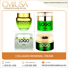 Cosmetics Private Label Best Quality Lanolin Anti-Aging Cream Natural Collagen Beauty Face Cream