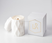 Lavender & Rose Scented Candle & Diffuser Australia Made 100% Soy Wax With Luxury Premium Fragrance