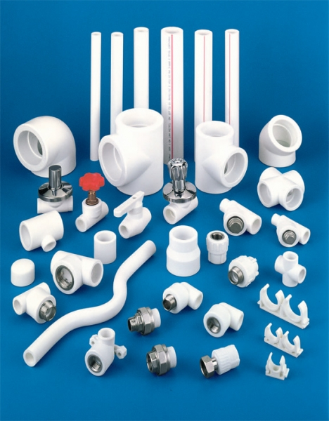 PP-R pipes and fittings