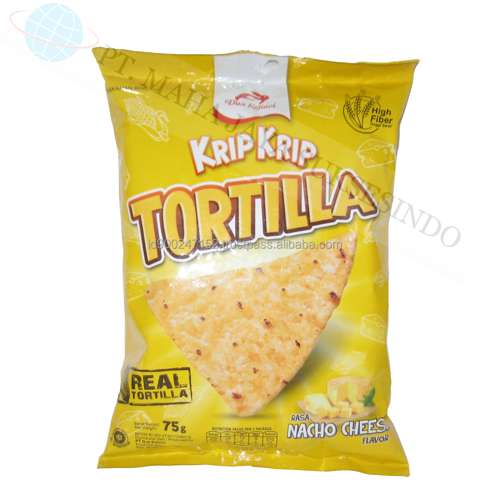 Tortilla Corn Snack