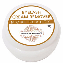 [Eyelash Cream Glue Remover] Eyelash Extension Glue Cream Remover Fragrant, Easy use Cream Type High Quality Remover-Korea Made