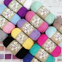 Turkey high quality eco cotton yarn for knitting