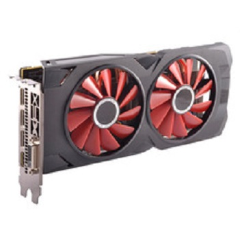 2017 Hot Sale Mining Graphics Cards AMD X F X RX 570 4GB Available In Stock