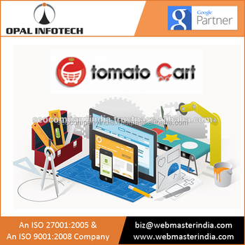 Tomato Cart Maintenance Services | Tomato Cart Third Party Application Integration