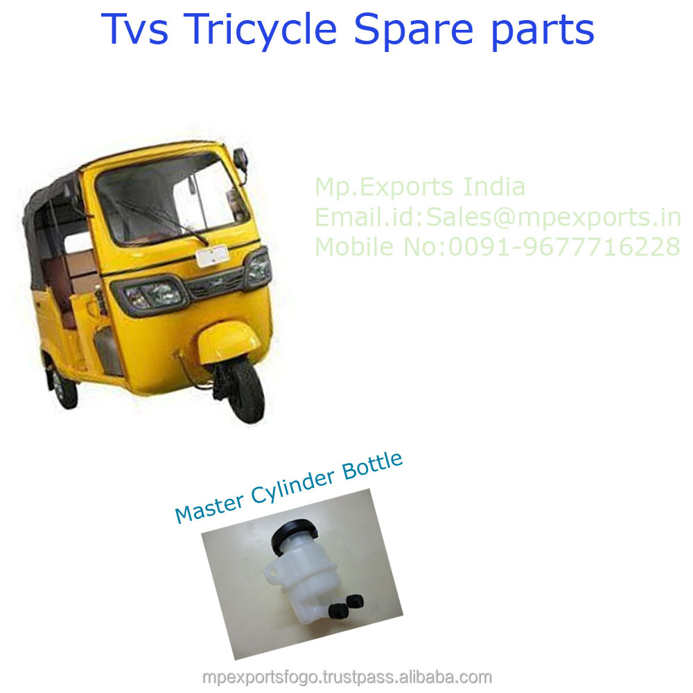 Good Performance of Auto Spares Master Cylinder Bottle Tvs king
