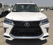 Brand new 2018 Lexus LX 570 Super Sport for export sale