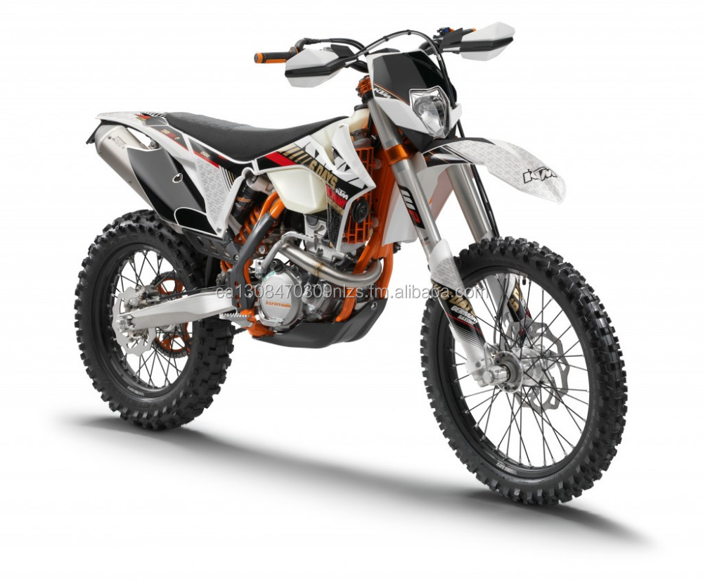 2017 KTM 450 EXC THE BENCHMARK