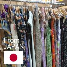 Clean casual used clothing in good condition from Japan