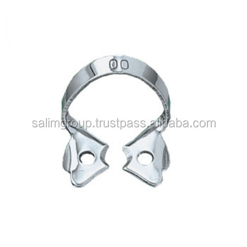 ANTERIOR RUBBER DAM CLAMPS FIG 9 Dental Instruments