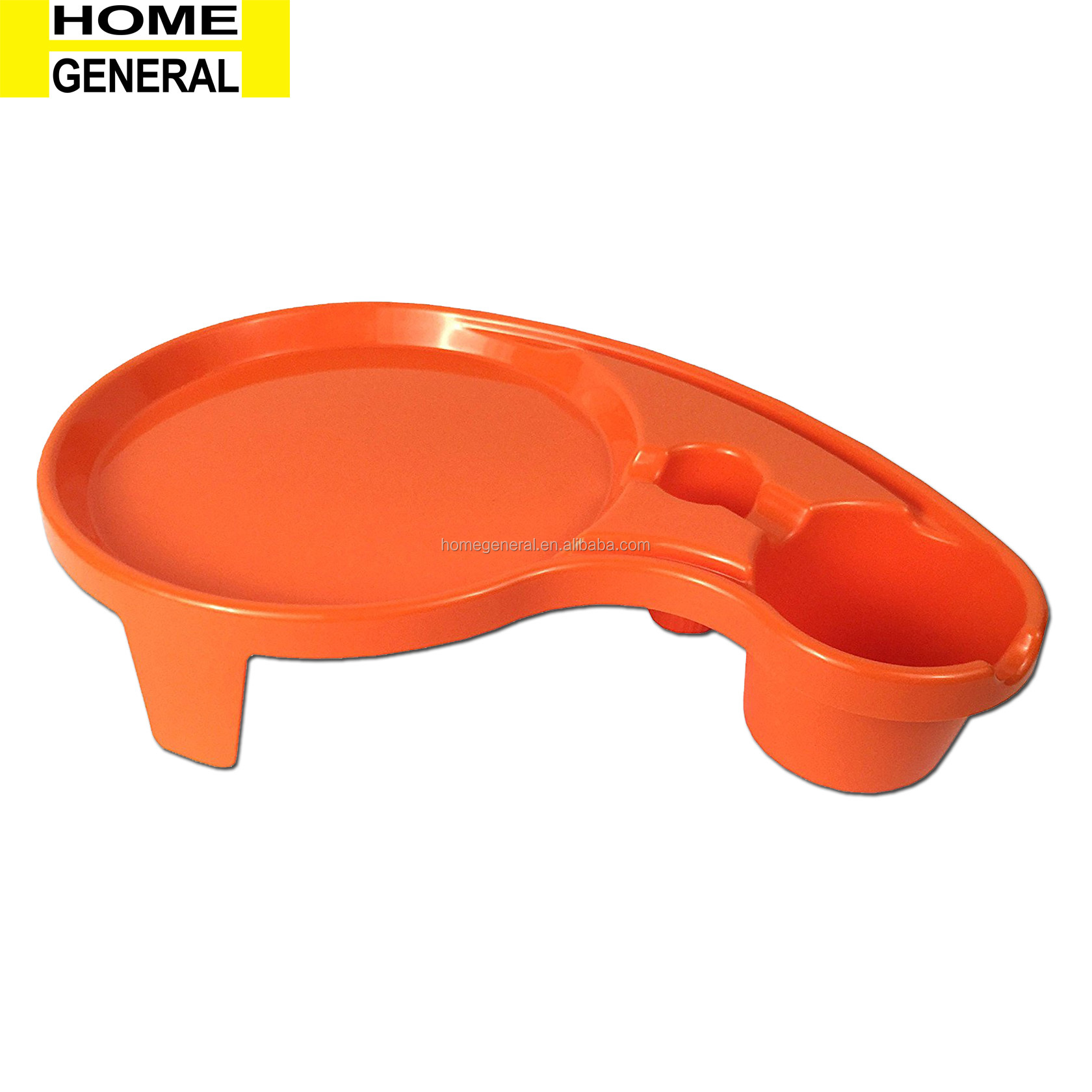 PARTY GENERAL PLASTIC PARTY TRAY BREAKFAST EATING KIDS SNACK TRAY STANDING FOOD TRAY PLASTIC FOOD TRAY