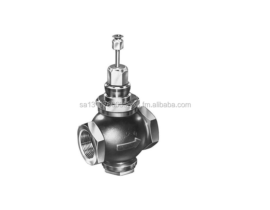 Honeywell, Inc. V5047A1005 1 inch Double-Seated Globe Valve, 13 Cv