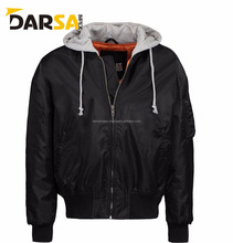 bulk plain bomber jacket made in Pakistan competitive prices