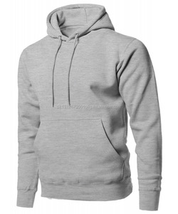 High Quality Unisex Cotton Fleece Pullover Hoodie