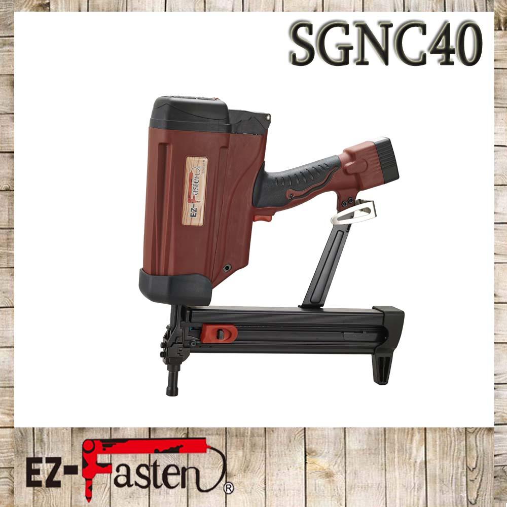 No Gas Smell Easy Maneuver Cordless Gas Concrete Nailer Sgnc40 - Buy ...
