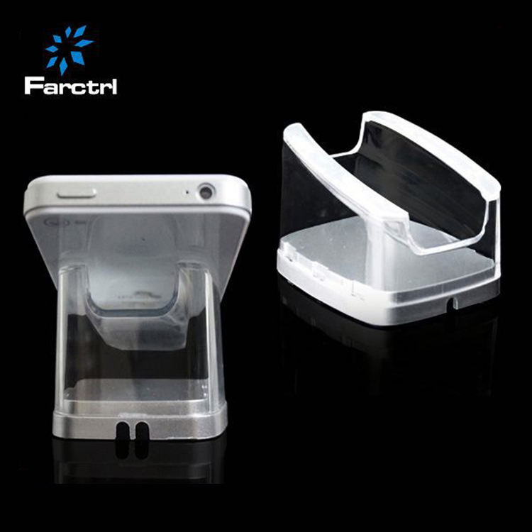 Cheap Price Durable Acrylic Mobile Phone Holder Stand for Supermarket Display