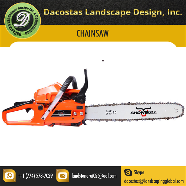 5800 Gasoline Chain Saw, Garden Tool,58cc Petrol Chainsaw