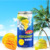 Fruit Juice Lemon flavour with Coconut water in Aluminium can 500ml Coconut water exporters