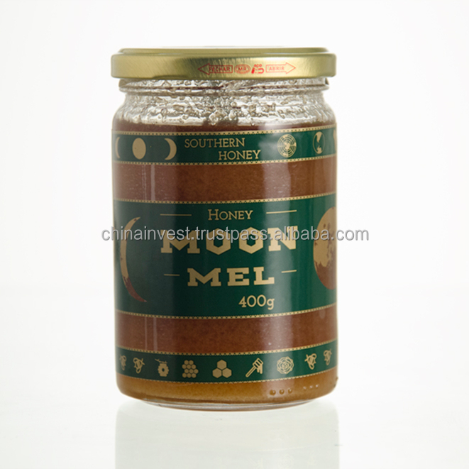 100% Natural Bee Honey 400g