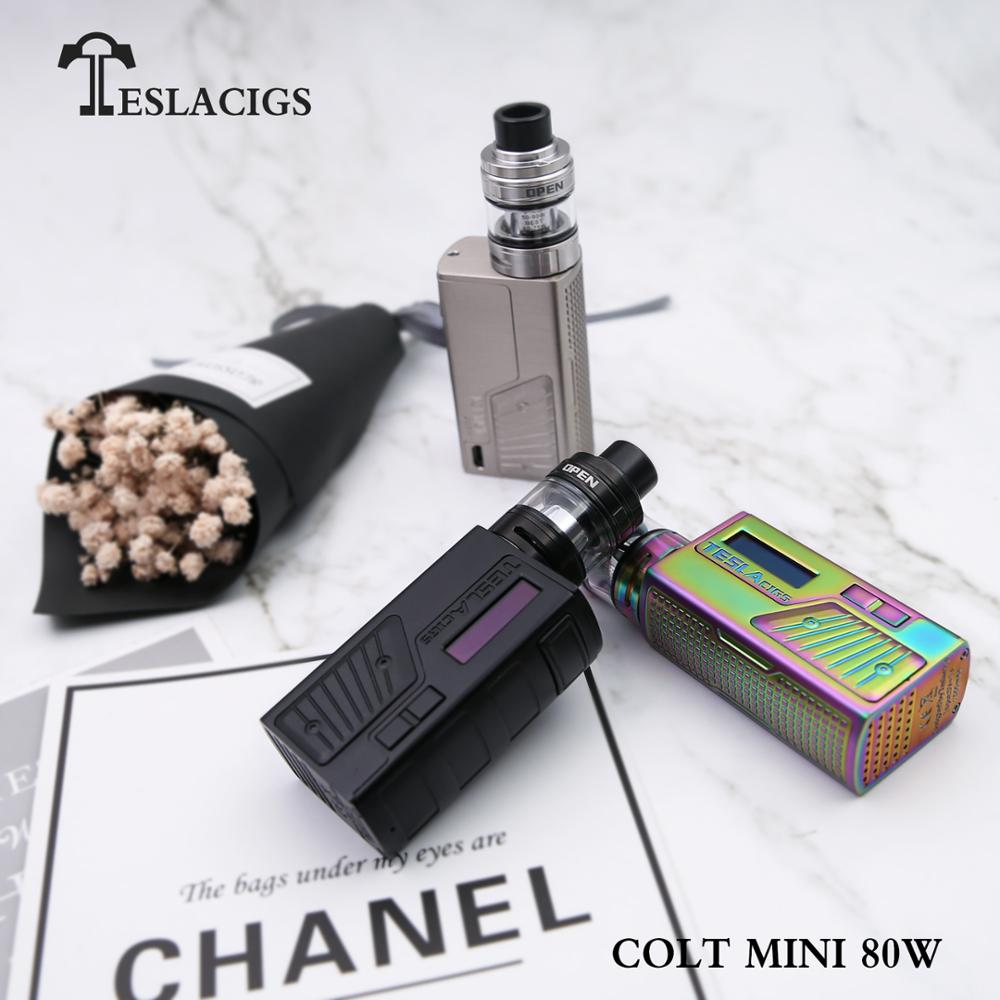 Tesla Colt mini 80w with beautiful appearance, unique design, high quality and excellent performance