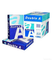 quality Purpose Copy Paper A4 80GSM pulp office Double A White A4 Copy Paper 80 gsm (210mm x 297mm)